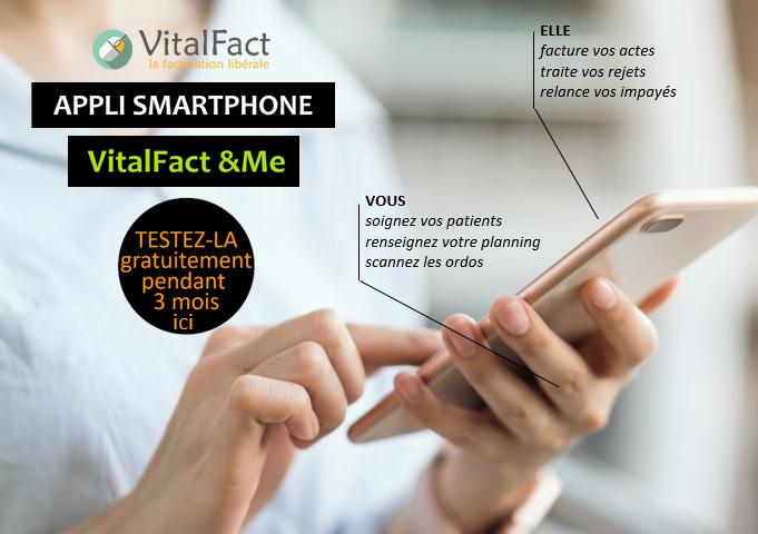 VitalFact facturation infirmière